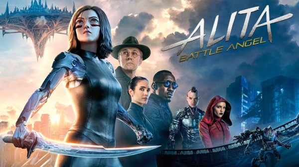 Alita ; critiques; avis ; Robert Rodrigues; James Cameron ; action ; anime ; battle angel ; manga