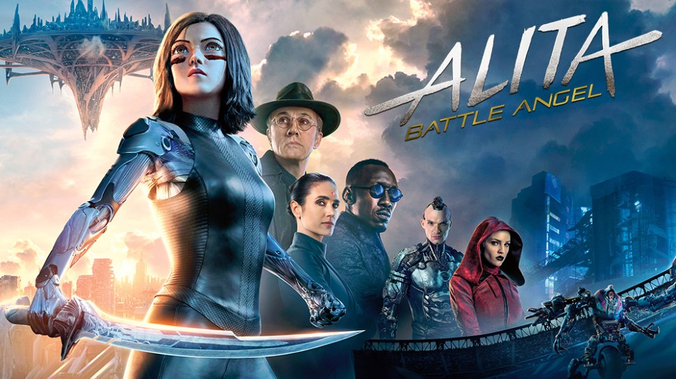Alita ; critiques; avis ; Robert Rodrigues; James Cameron ; action ; anime ; battle angel ; manga