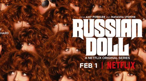 poupée russe ; russian doll ; avis ; critique ; natasha Lyonne ; orange is a new black ; netflix ; comédie