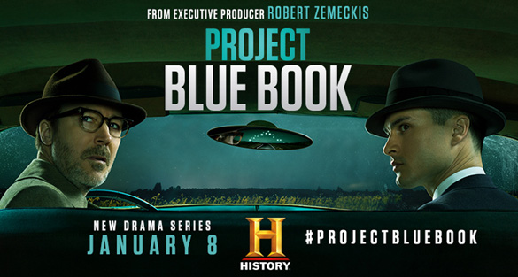 project blue book ; histoire vraie ; ovni ; surnaturel ; extraterrestre ; nasa ; air force ; top secret ; declassifié