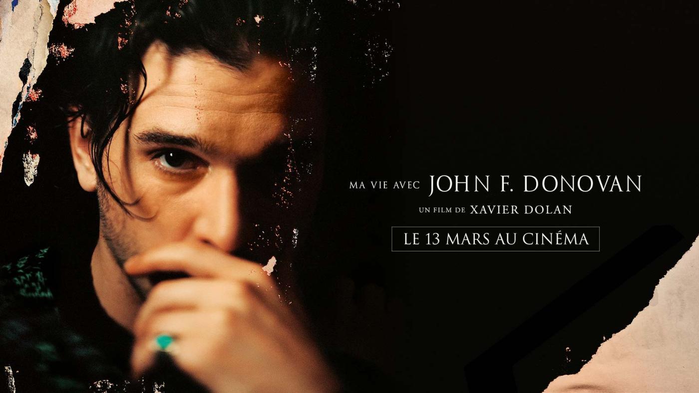 Kit Harrington; ma vie avec John F. Donovan; critique ma vie avec John.F.onovan; Xavier Dolan; Natalie Portman