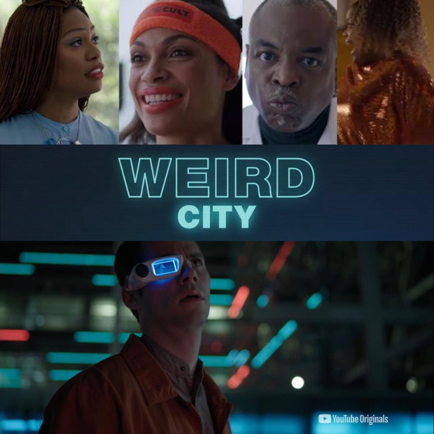weird city critiques; avis weird city; Dylan O'Brien; Michael Cera; science-fiction;comédie