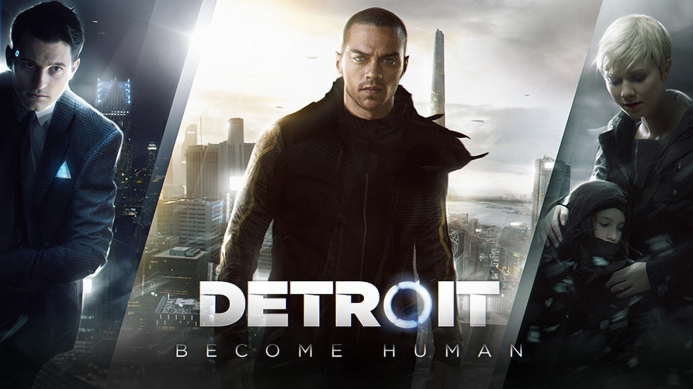 détroit become human avis; critique détroit become human; jeu vidéo point and click