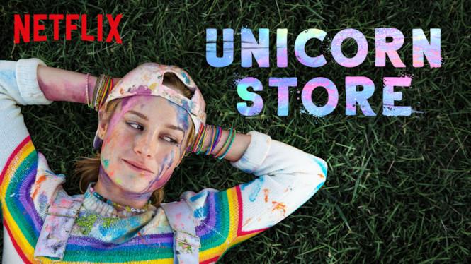 unicorn store ; netflix ; critique ; review ; avis ; brie larson ; captain america ; marvel ; samuel L jackson ; licorne