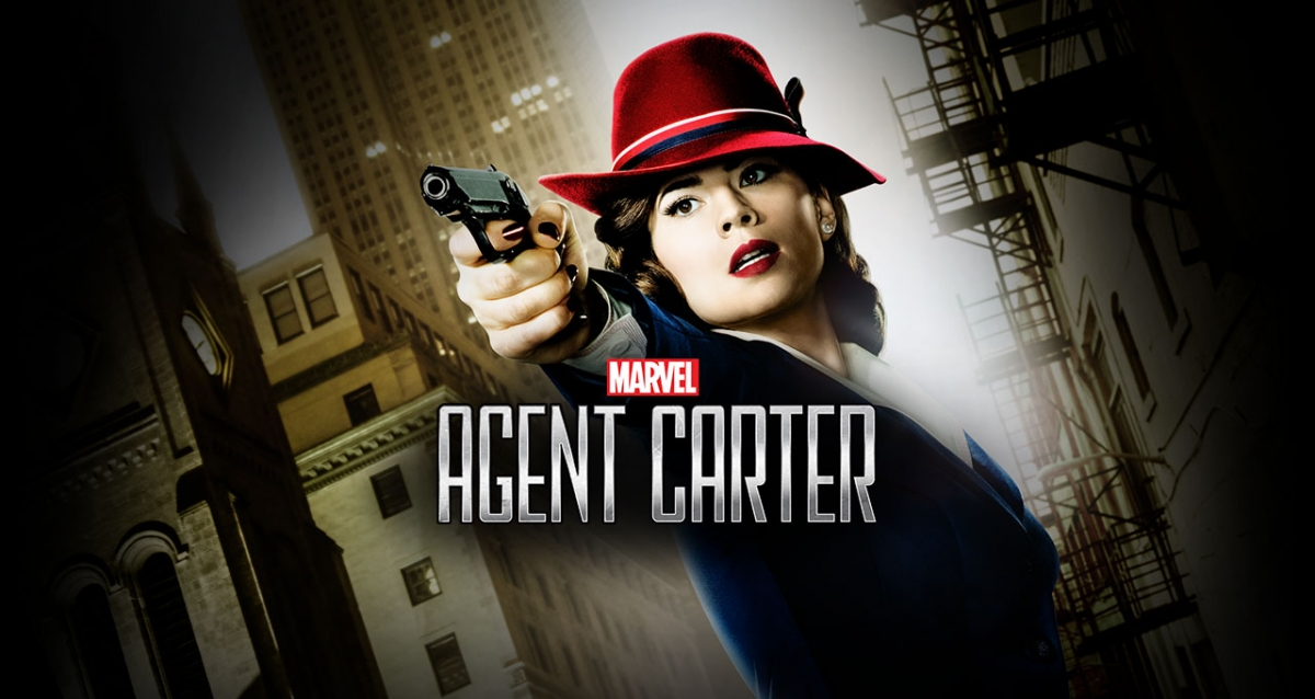 avis ; critique ; review ; agent carter ; peggy carter ; peggy ; captain america ; marvel ; howard stark ; jarvis ; iron man