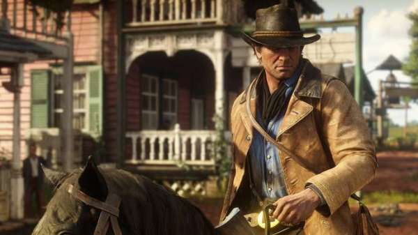 jeu video ; red dead redemption ; RDR ; red dead redemption 2 ; review ; critique ; avis ; geek ; geekette ; far west ; western ; ps4