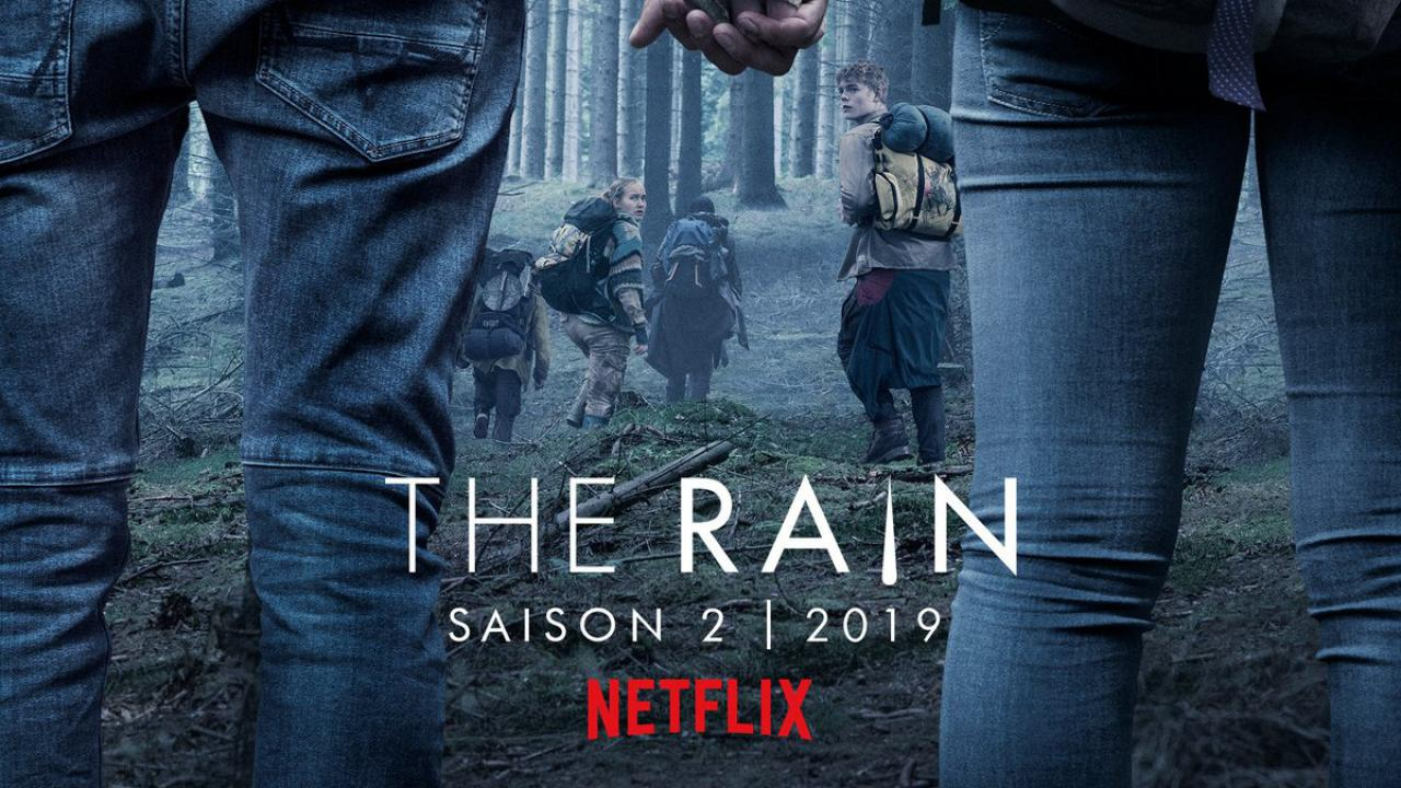 the rain ; netflix ; apocalypse ; action ; danemark ; critique ; review ; avis ; série