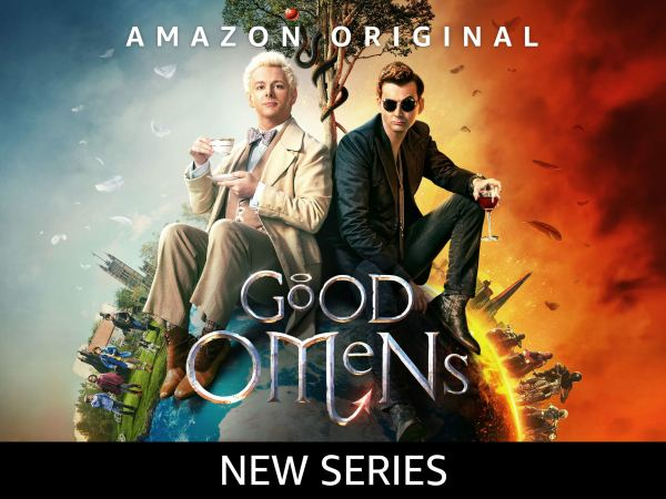 good omens critiques;avis good omens; David Tennant;Mickael Sheen