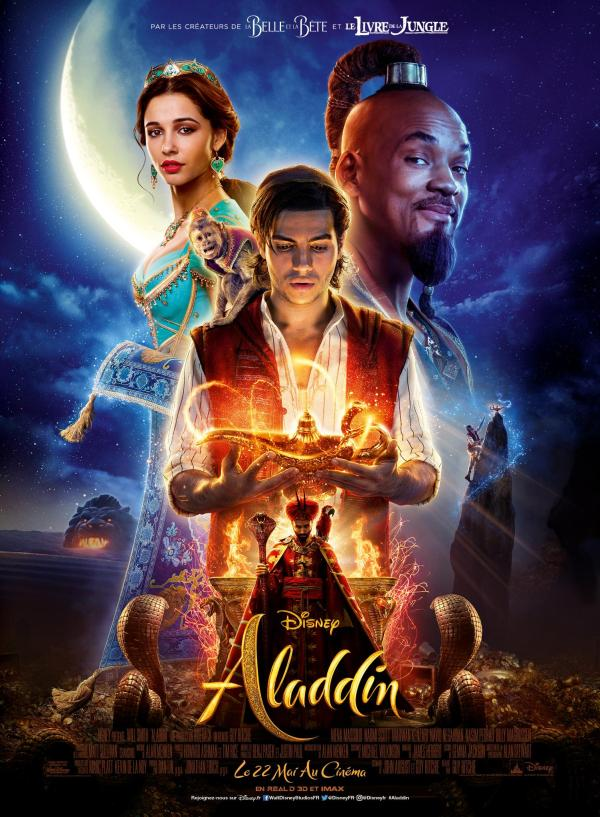 aladdin critiques; Will Smith, Mena Masoud;Disney