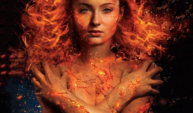 dark phoenix ; x-men ; marvel ; disney ; avis ; critique ; review