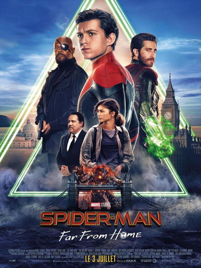 Spider-Man far from home critiques; Marvel;Jake Gyllenhaal, Tom Holland