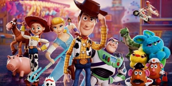 Toy Story 4; dessin animé