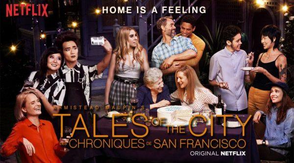 tales of the city ; les chroniques de san francisco ; elen page ; critique ; review ; avis ; LGBT ; netflix