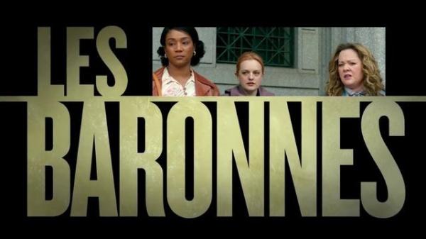 les baronnes avis; critique les baronnes; Elisabeth Moss