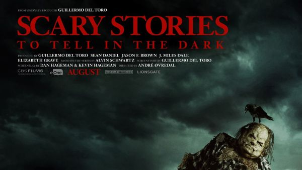 scary stories avis;critiques Scary Stories