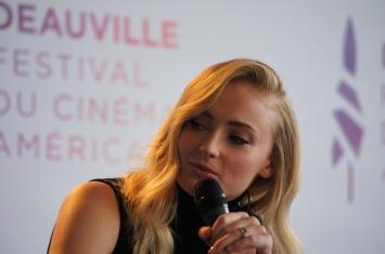 Sophie Turner ; Dark Phoenix ; deauville ; interview ; x men ; GOT ; games of throne ; sansa ; lady stark
