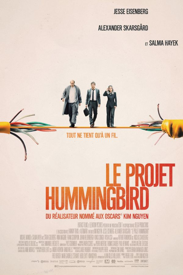 the hummingbird project avis;critiques the hummingbird project
