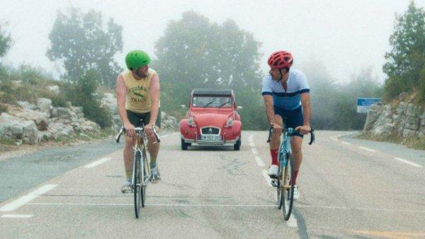 the climb avis;critiques the climb; festival américain de Deauville