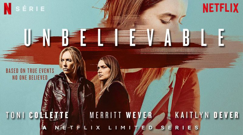 netflix; critique ; review ; avis ; retour sur ; toni collette ; merritt lever ; kaitlyn dever; police ; drame ; touchant