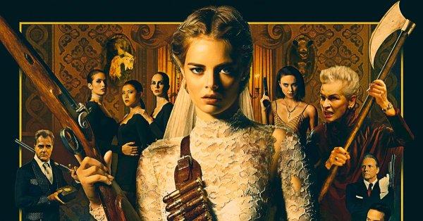 wedding nightmare ; samara weaving ; review ; critique ; avis ; jeux de société ; game ; nightmare ; cauchemars ; mariage