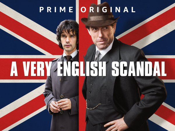 A very english scandal critiques;avis a very english scandal;Hugh Grant;Ben Wishaw