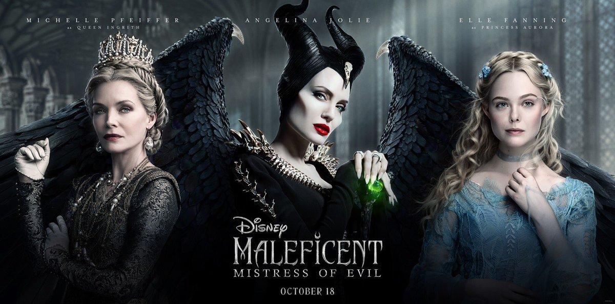 Maléfique: Le Pouvoir du mal; critiques Maléfique: Le Pouvoir du mal; Elle Fanning;Michelle Pfeiffer;Elle Fanning