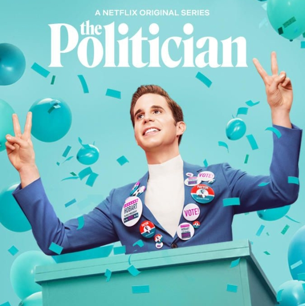 The politician ; critique ; review ; ryan murphy ; netflix ; série tendance ; gwyneth paltrow ; jessica lange