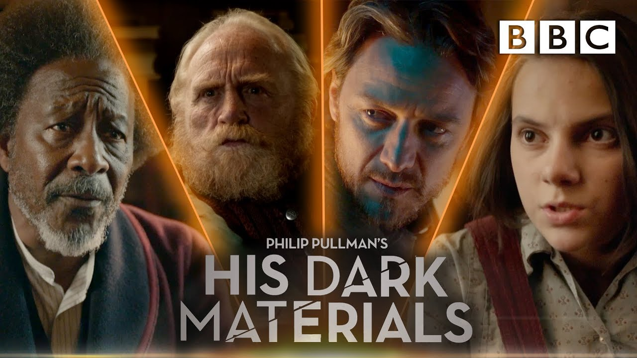 His Dark Materials: à la croisée des mondes critiques; avis His dark Materials: à la croisée des mondes; James McAvoy; Philip Pullman; fantasy