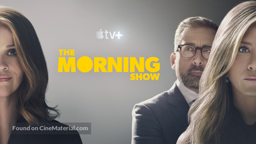 the morning show critiques;avis The morning show; drame;Jennifer Aniston;Reese Witherspoon;Steve Carell