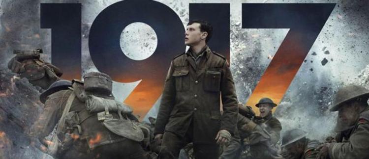 drame; Sam Mendes; George McKay;guerre; Golden Globes