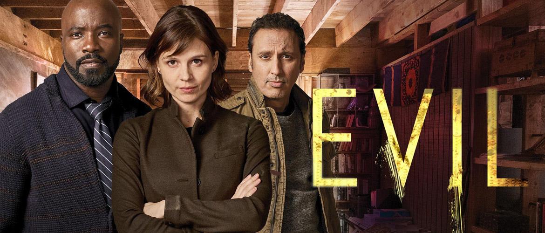 evil critiques;avis evil;CBS;horreur;paranormal