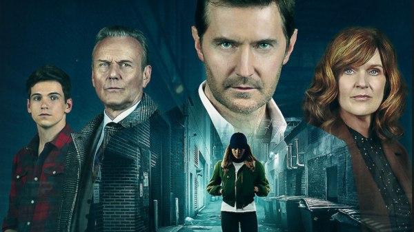 Intimidation critiques;avis intimidation;Harlan Coben; Richard Armitage; policier;thriller