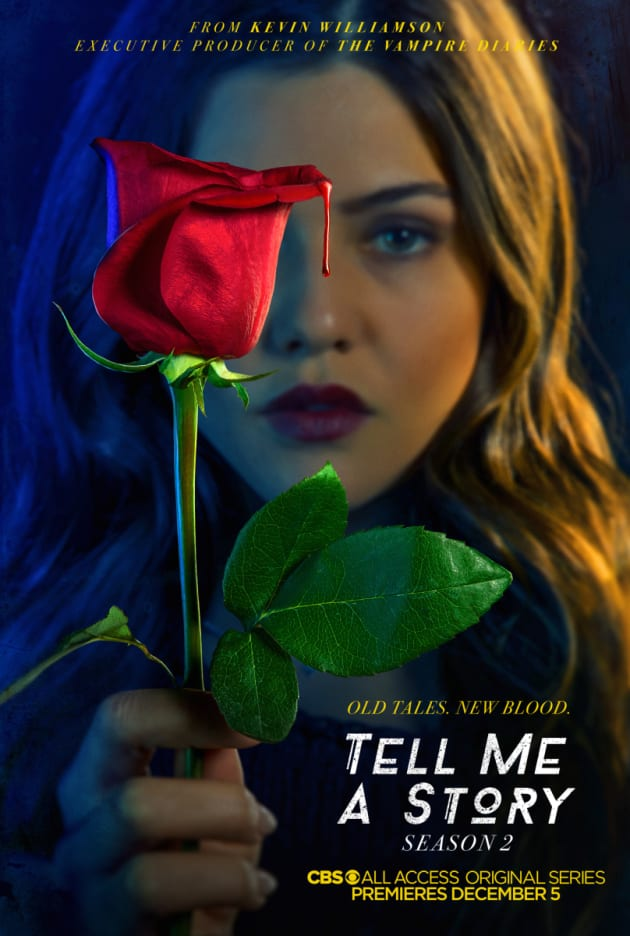 danielle campbell ; tell me a story ; saison 2 ; critique ; review ; conte ; fairy tale