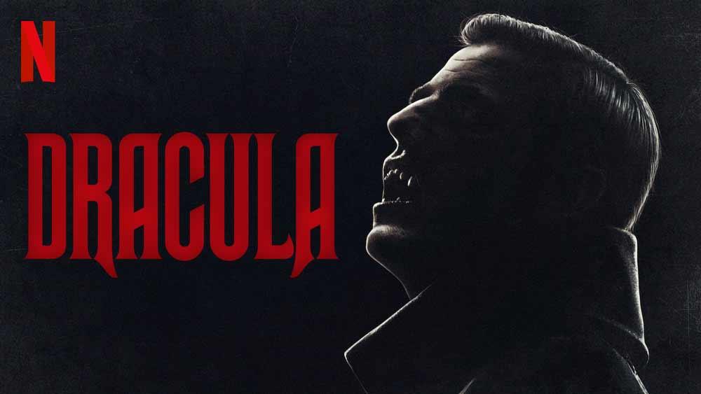 Dracula série; avis Dracula; horreur; Bram Stocker