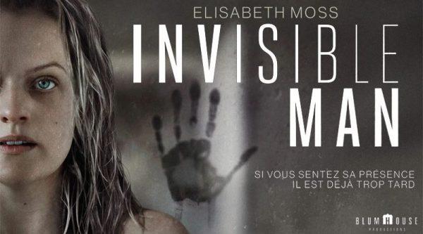 Elisabeth Moss;invisible man critiques; avis invisible man; horreur;thriller psychologique