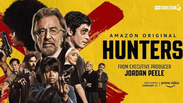 hunters critique;avis hunters;amazon prime; Al pacino; Logan Lerman