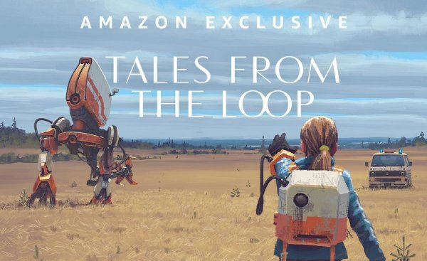 tales from the loop ; amazon prime ; avis ; critique ; review ; amazon ; prime video ; original ; poetique ; science fiction