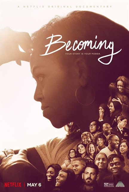 Becoming ; avis ; critique ; à voir ; netflix ; Obama ; Michelle ; Michelle Obama ; Barack Obama ; Our story ; USA ; DC ; Washington ; Reese Whitherspoon