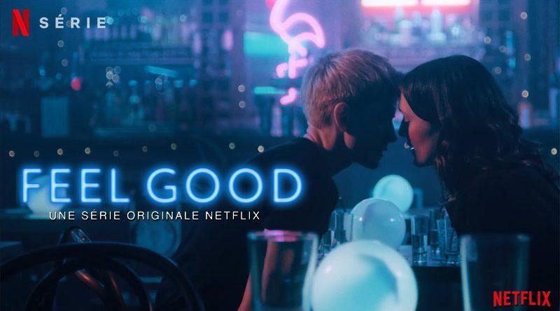 netflix ; feel good ; review ; critique ; avis ; LGBTQ ; friendly ; LGBTQ+ ; lesbienne ; addiction ; amour ; love story
