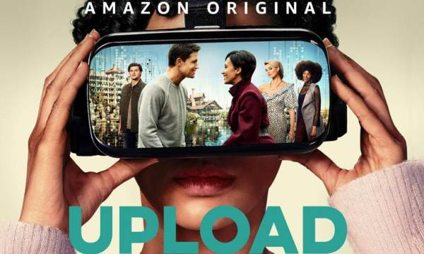 UPLOAD ; review ; critique ; avis ; après la mort ; after life ; monde virtuel ; ange ; amazon prime