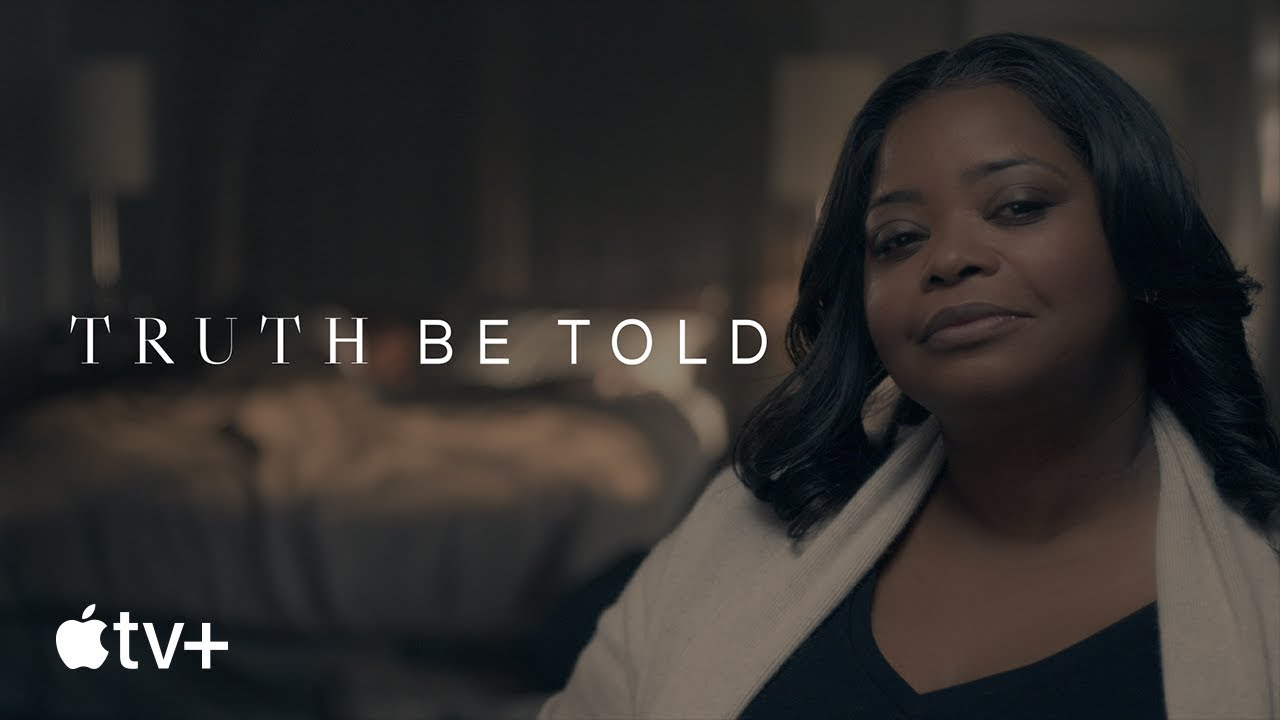 truth be told ; review ; critique ; avis ; octavia spencer ; prison ; apple ; apple TV + ; apple TV