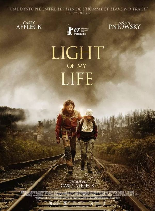 Light of my life ; casey affleck ; critique ; review ; avis
