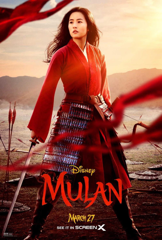 Mulan avis; critiques Mulan; Disney; Chine