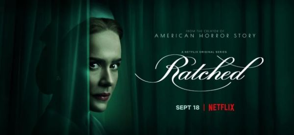 Ratched ; avis ; critique ; review ; Ryan Murphy ; Sarah Paulson ; Netflix