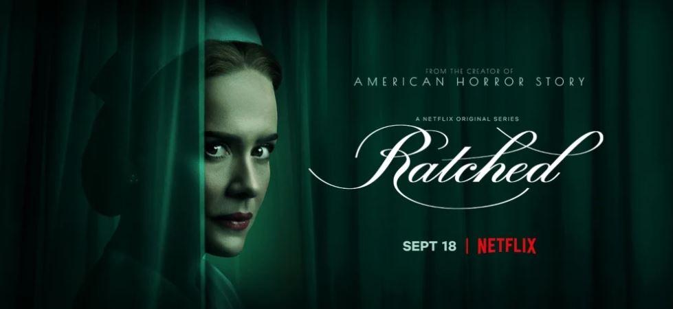 Ratched ; avis ; critique ; review ; Ryan Murphy ; Sarah Paulson ; Netflix