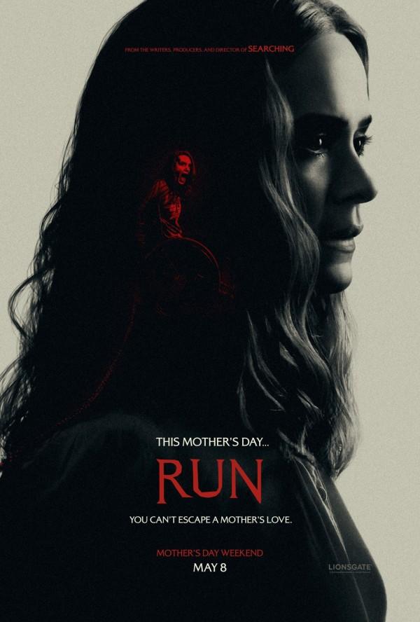 Run critiques; avis Run; drame;horreur;Sarah Paulson;HULU