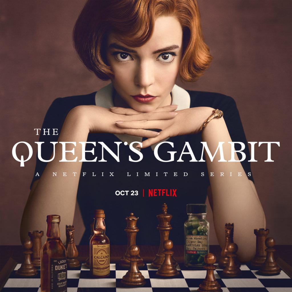 netflix ; the queen's gambit ; review ; critique ; avis ; anya taylor-joy