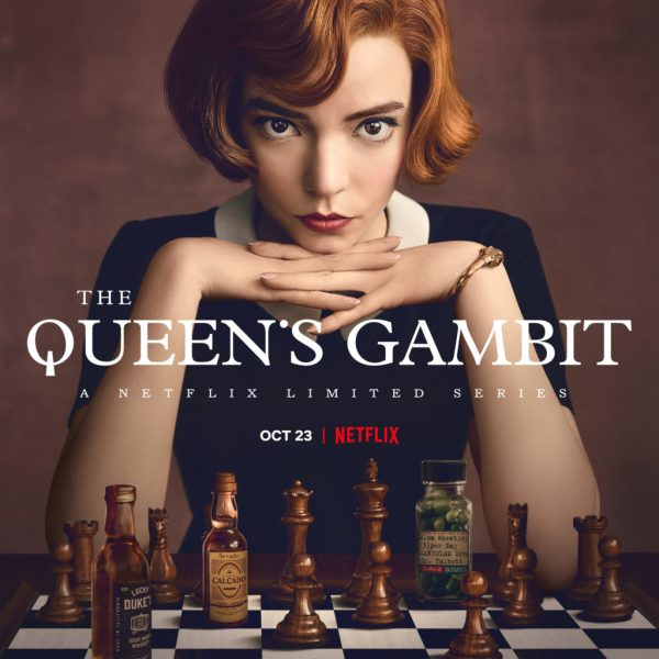 netflix ; the queen's gambit ; review ; critique ; avis ; anya taylor-joy