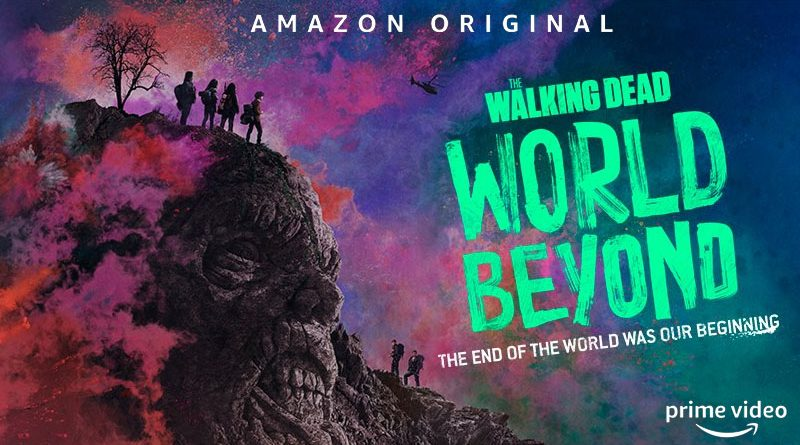 The Walking dead world beyond avis;critiques the walking dead world beyond; horreur; Amazon Prime Video