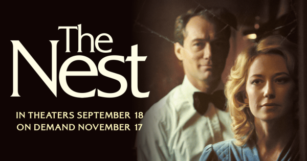 The Nest critiques; avis The nest; Carrie Coon; Jude Law; festival américain de Deauville